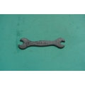 DOUBLE ENDED SPANNER