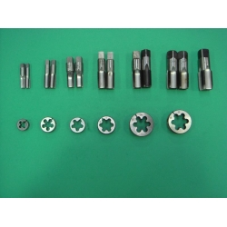 "GAS PIPE SET (BSP 1/8"" - 3/4"") LOOSE SET"
