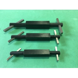 "1/8"" BORING BAR C/W SQUARE CLAMP"