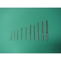 "DRILLS  (SET OF 10) QUICK SPIRAL upto 1/4"" Dia"