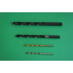 STRAIGHT SHANK DRILLS  (3.1mm  -  5.9mm)