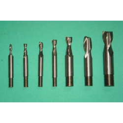 SLOT DRILL SET 12mm - 25mm