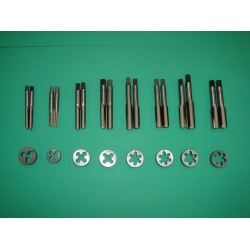"SPECIAL MODEL ENGINEERING  (1/4"" - 1/2"")  LOOSE SET"