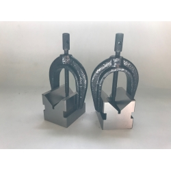 PAIR PRECISION V-BLOCKS & CLAMP SET
